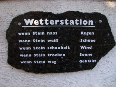 Vejrstation